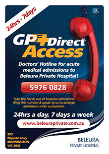 GP direct access