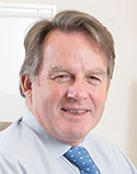 Beleura Private Hospital specialist Peter McCombe